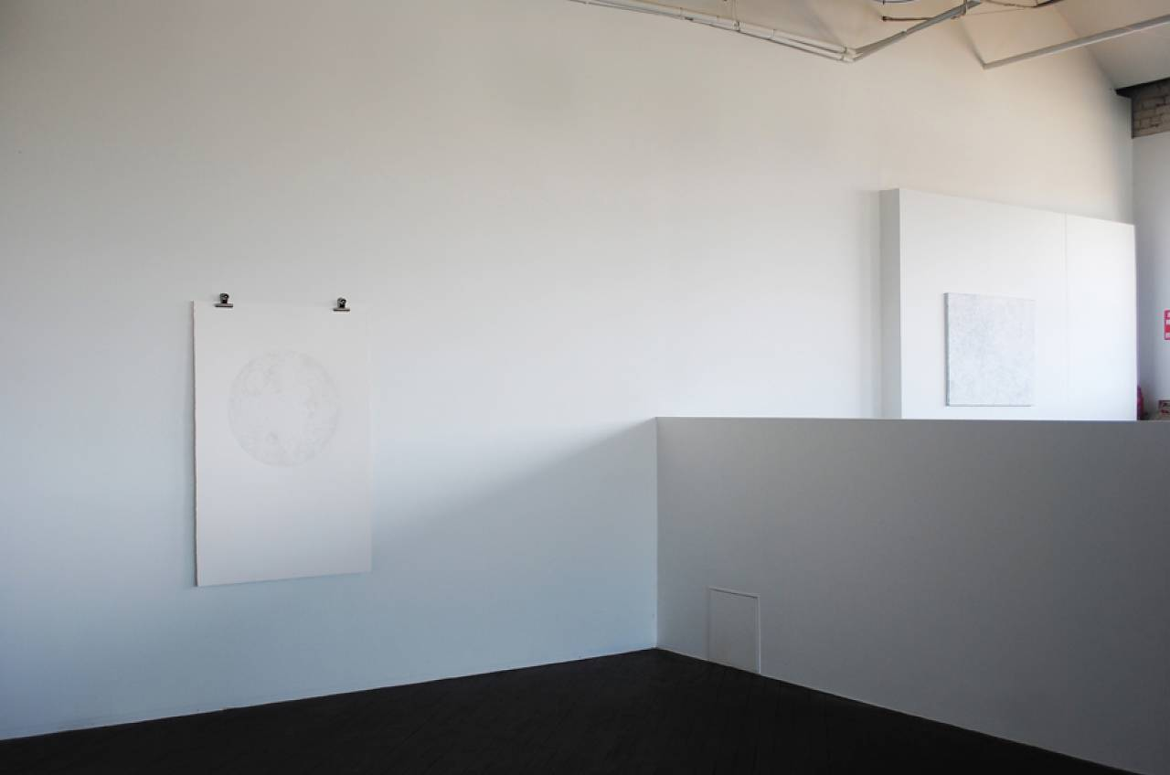 Black Art Projects Show White